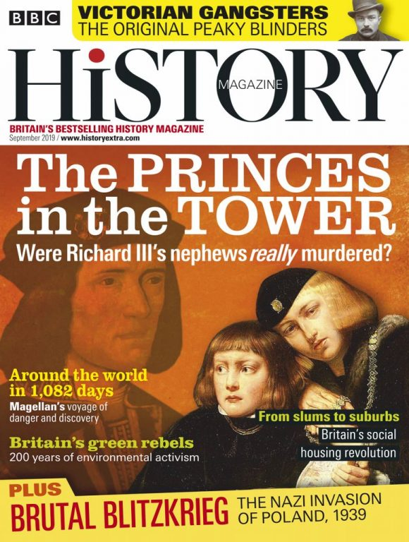BBC History UK – September 2019