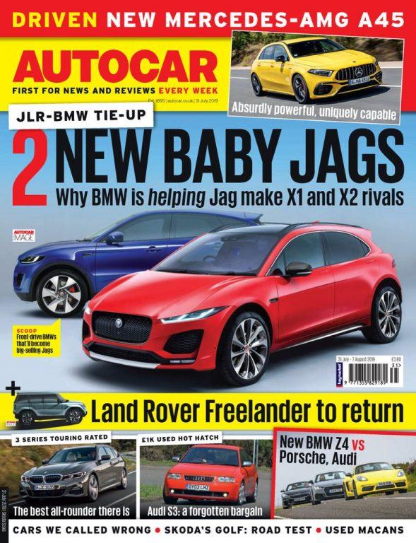 Autocar UK – 31 July 2019