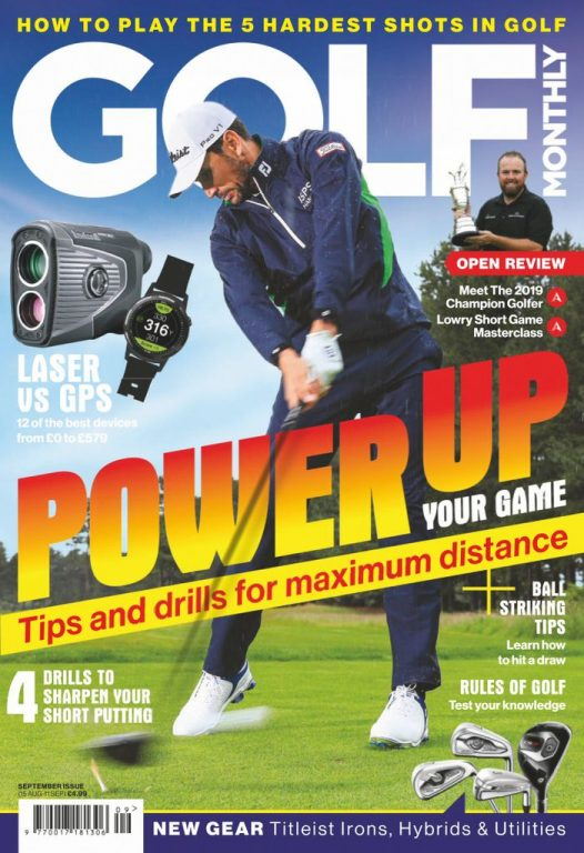 Golf Monthly UK – September 2019