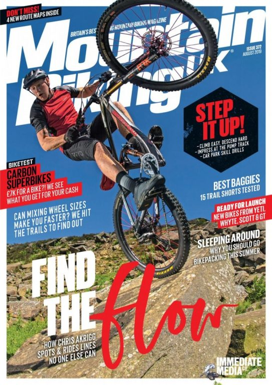 Mountain Biking UK – August 2019