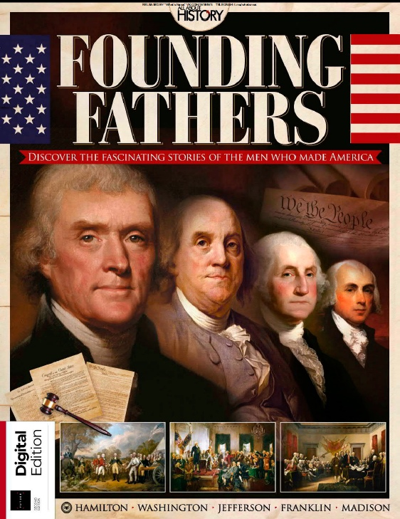 All About History – Founding Fathers – 2019