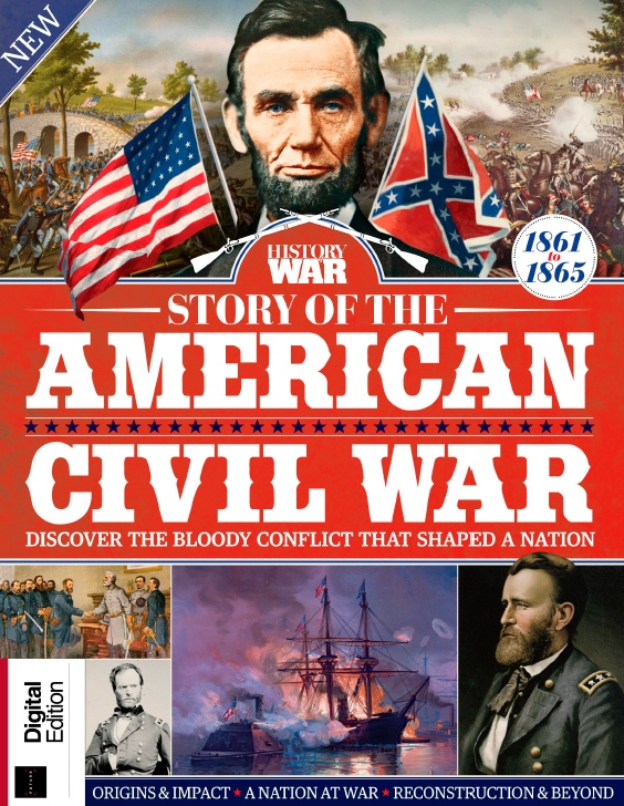 History Of War – Story Of The American Civil War – 2019