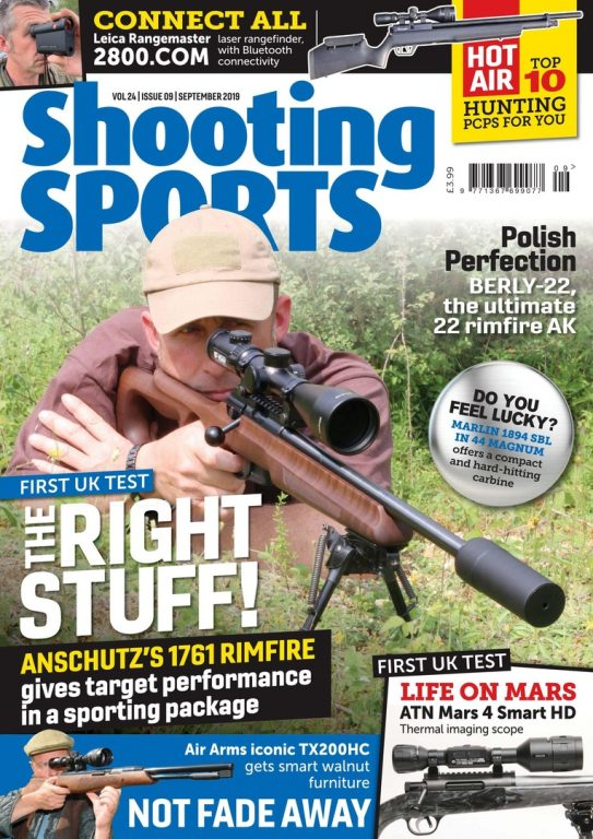 Shooting Sports UK – September 2019
