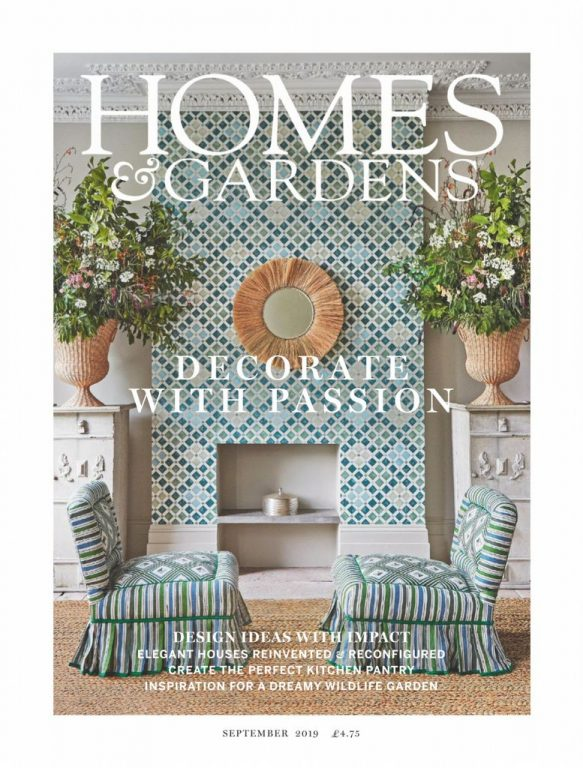Homes & Gardens UK – September 2019