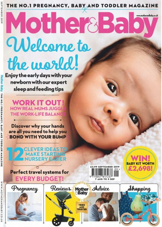 Mother & Baby UK – September 2019