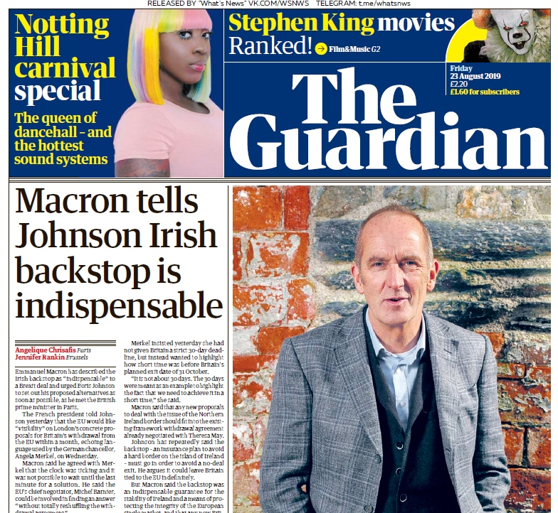 The Guardian – 23.08.2019