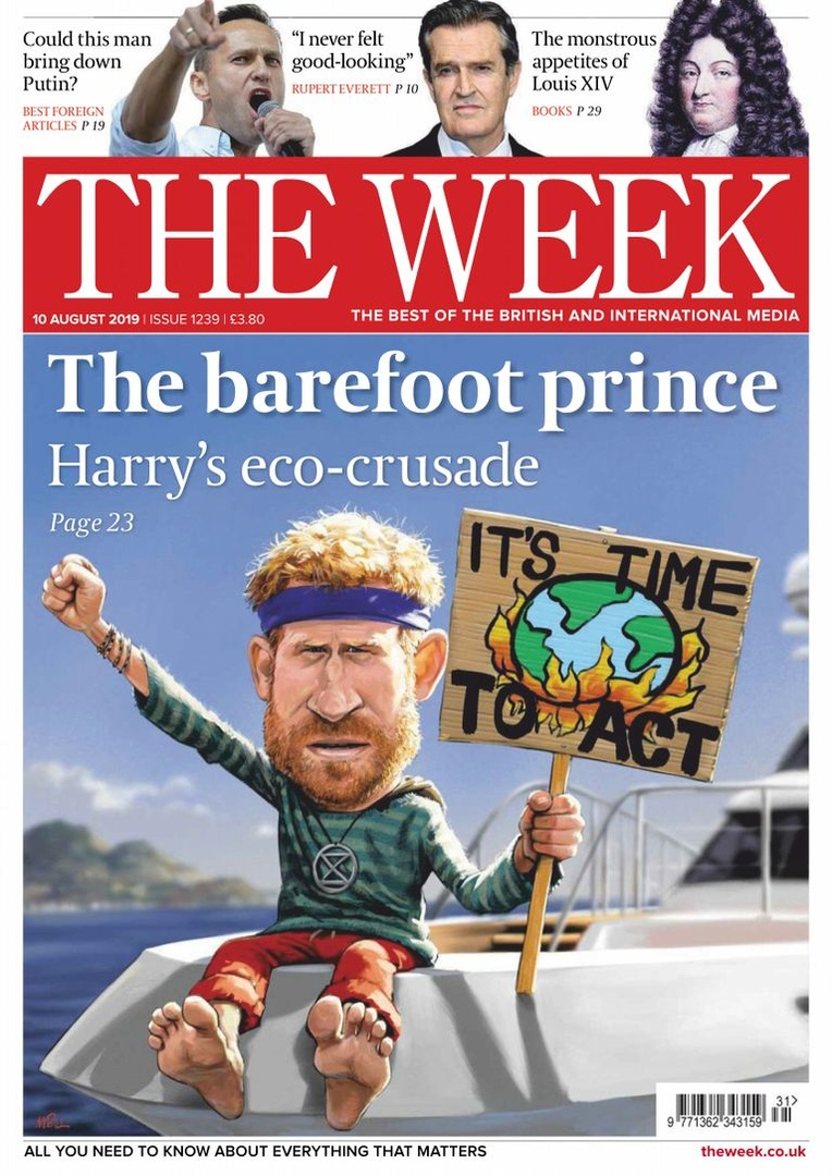 The Week UK – 11 August 2019