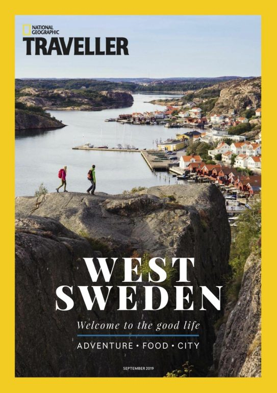 National Geographic Traveller UK – August 2019