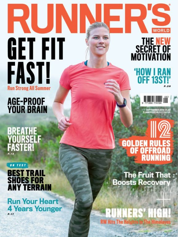 Runner's World UK – September 2019