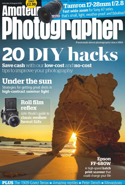 Amateur Photographer – 10.08.2019