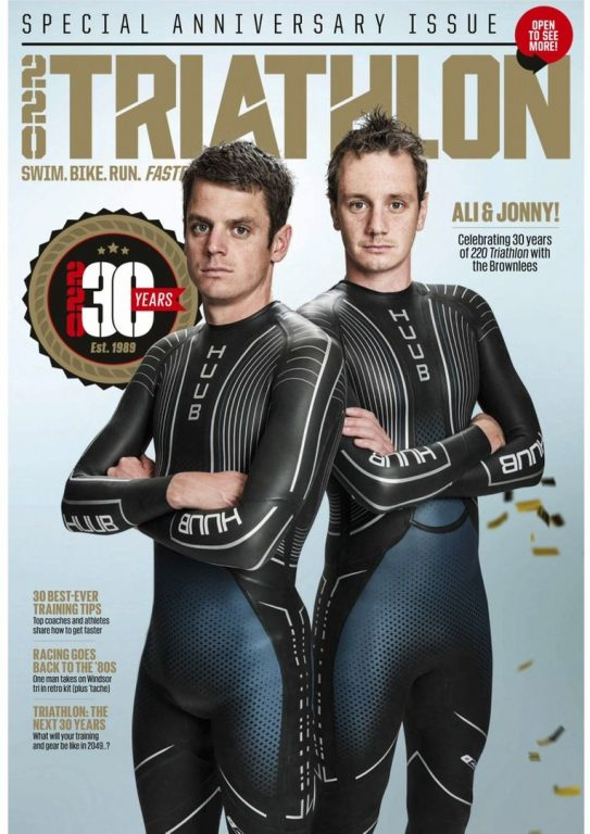 220 Triathlon UK – September 2019