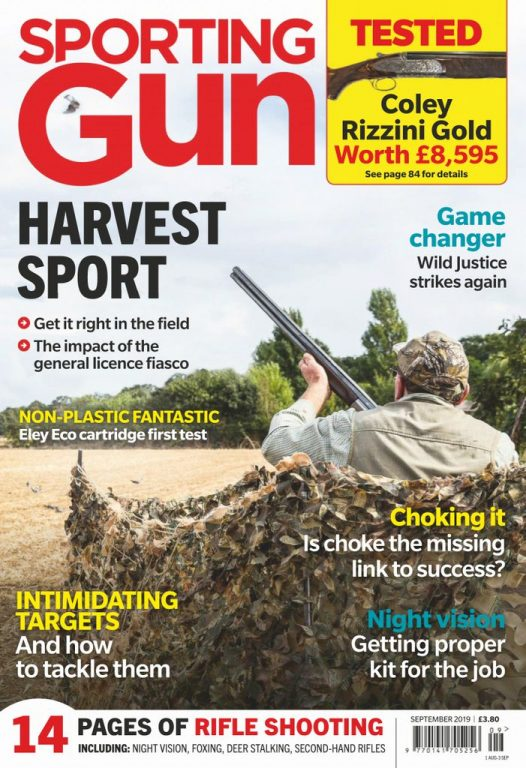 Sporting Gun UK – September 2019