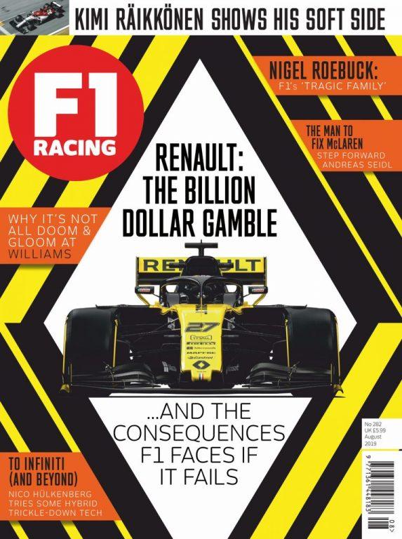 F1 Racing UK – August 2019