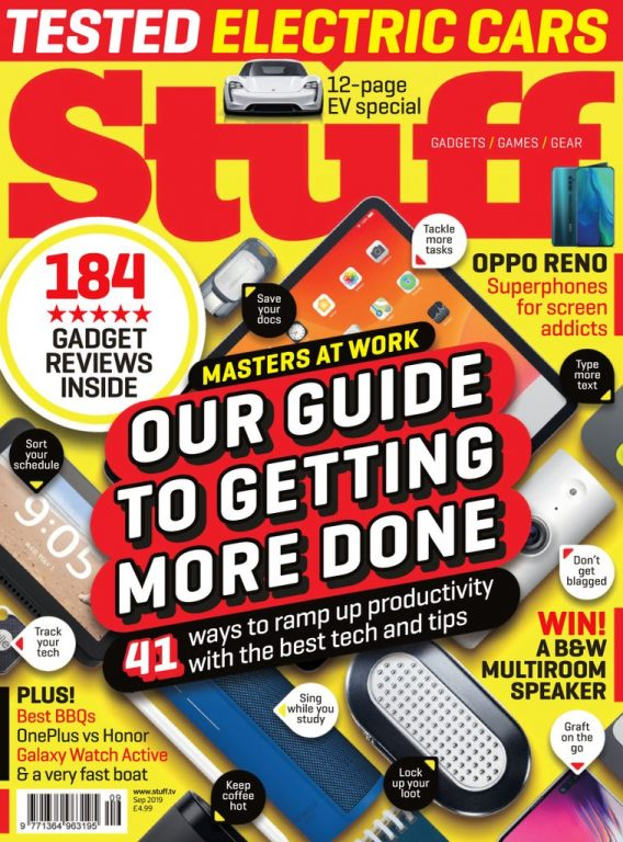 Stuff UK – September 2019
