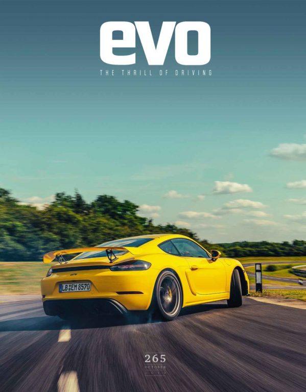 Evo UK – October 2019