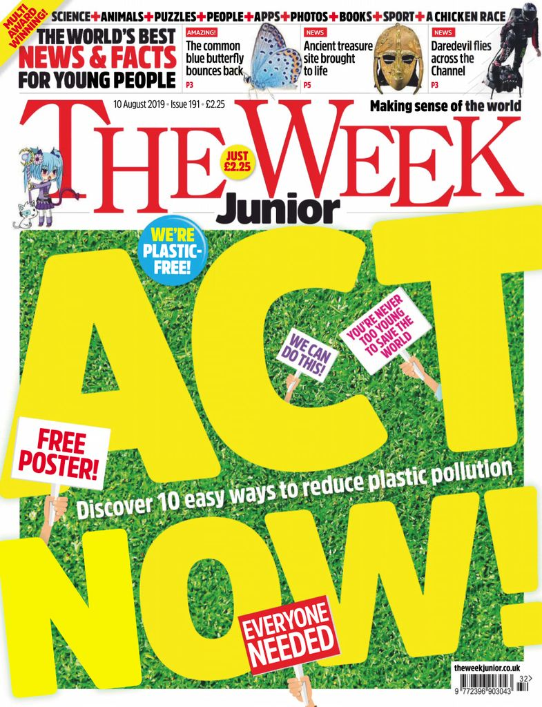 The Week Junior UK – 10 August 2019