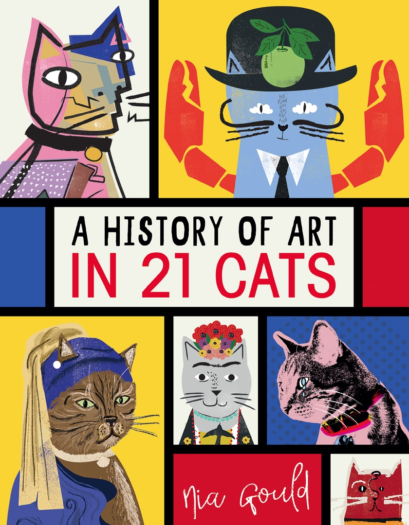 Nia Gould – A History Of Art In 21 Cats