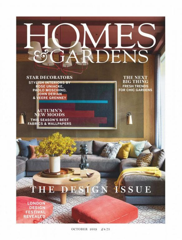 Homes & Gardens UK – October 2019