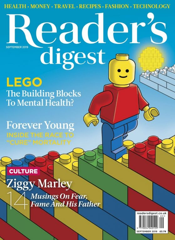 Reader's Digest UK – September 2019