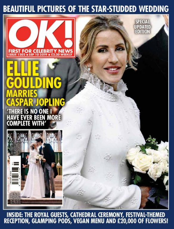 OK! Magazine UK – 09 September 2019