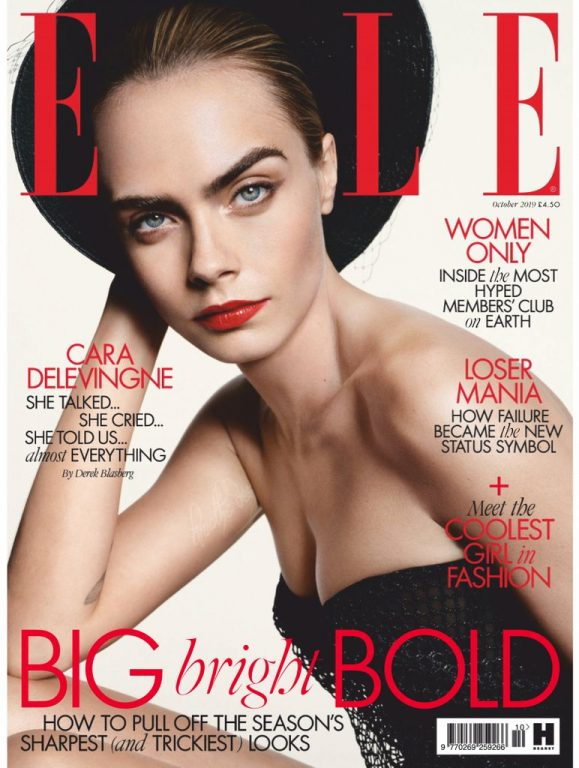 Elle UK – October 2019