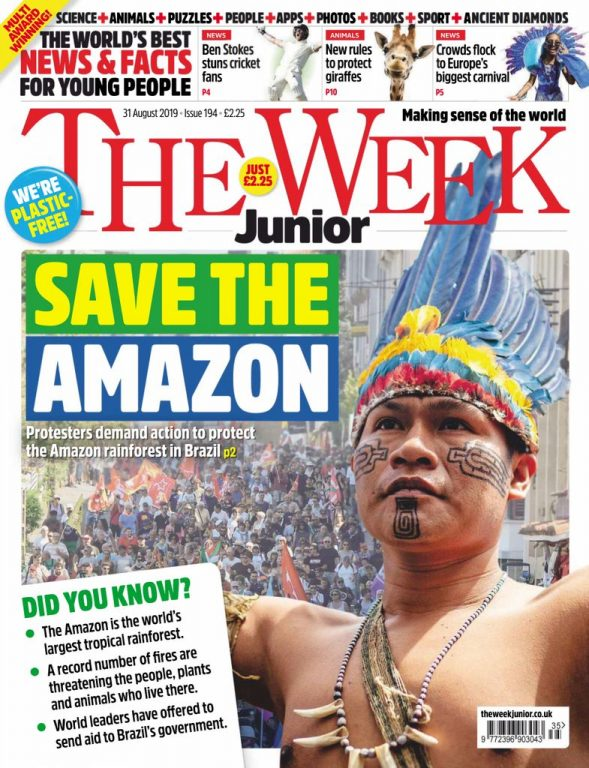 The Week Junior UK – 31 August 2019