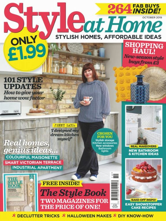 Style At Home UK – October 2019