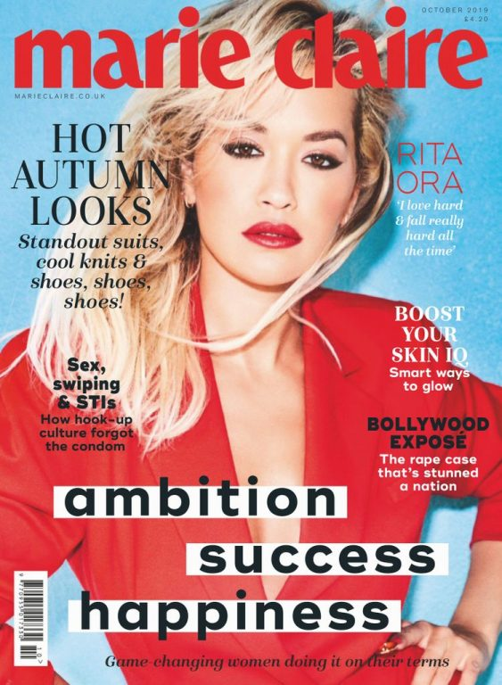 Marie Claire UK – October 2019
