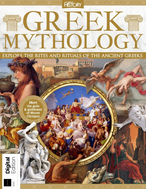 All About History Book Of Greek Mythology – 2019