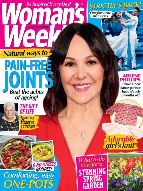 Woman's Weekly UK – 10 September 2019