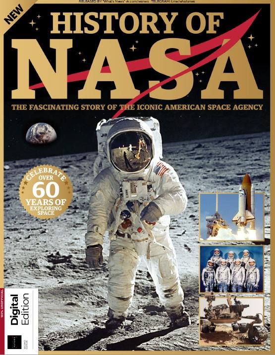 All About History – History Of NASA – 2019