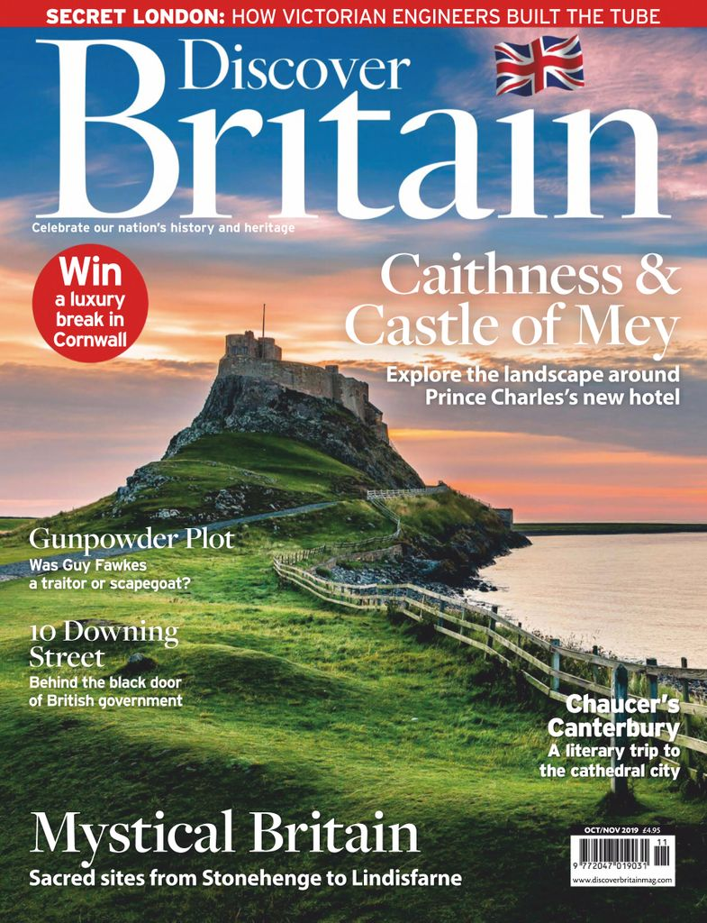 Discover Britain – October 2019