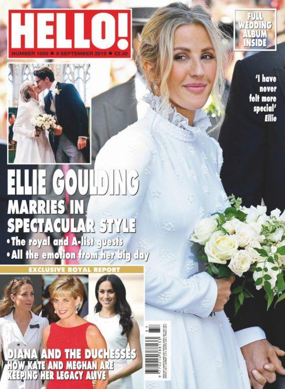 Hello! Magazine UK – 16 September 2019