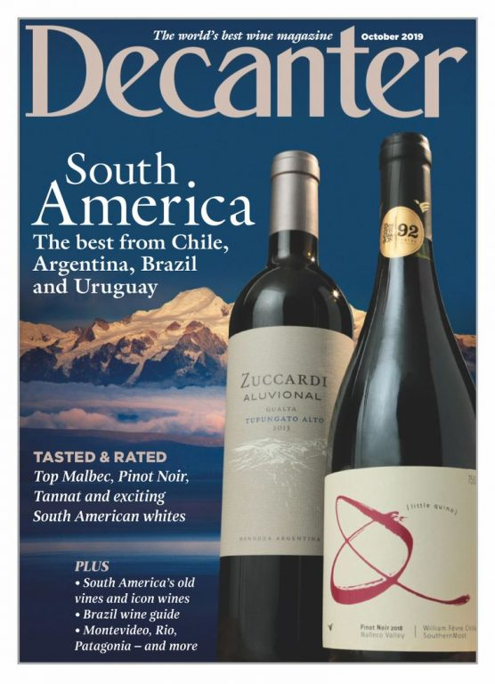 Decanter UK – October 2019