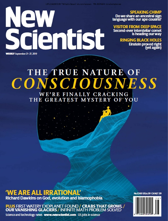 New Scientist – 21.09.2019