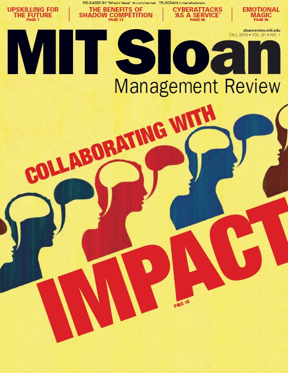 MIT Sloan Management Review – 09.2019 – 11.2019