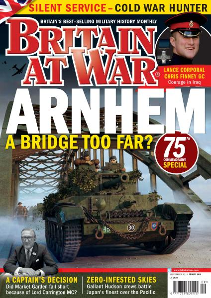 Britain At War – September 2019