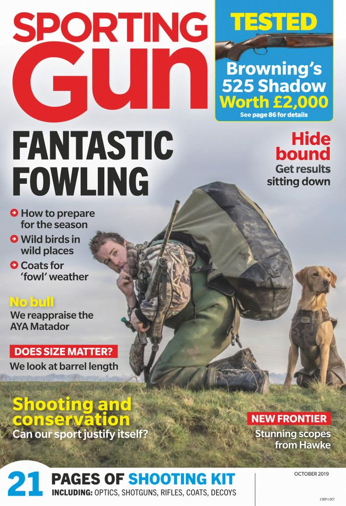 Sporting Gun UK – October 2019