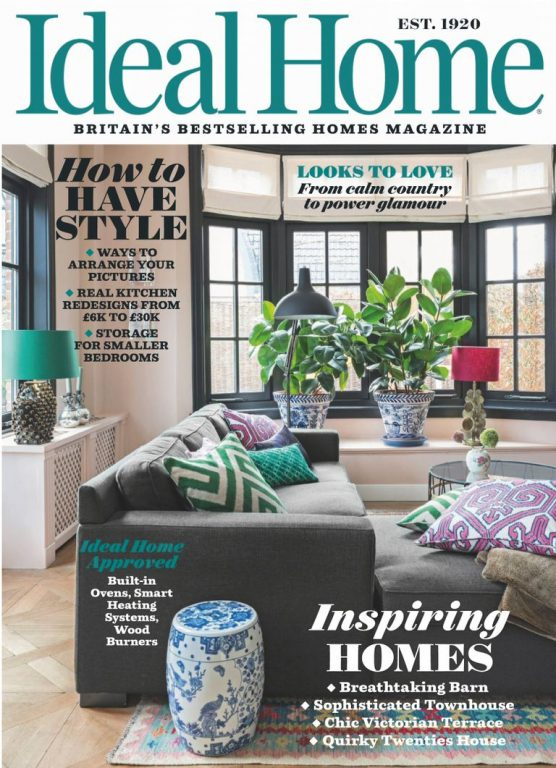 Ideal Home UK – October 2019