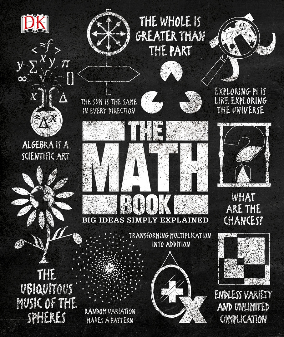 Big Ideas Simply Explained – The Math Book