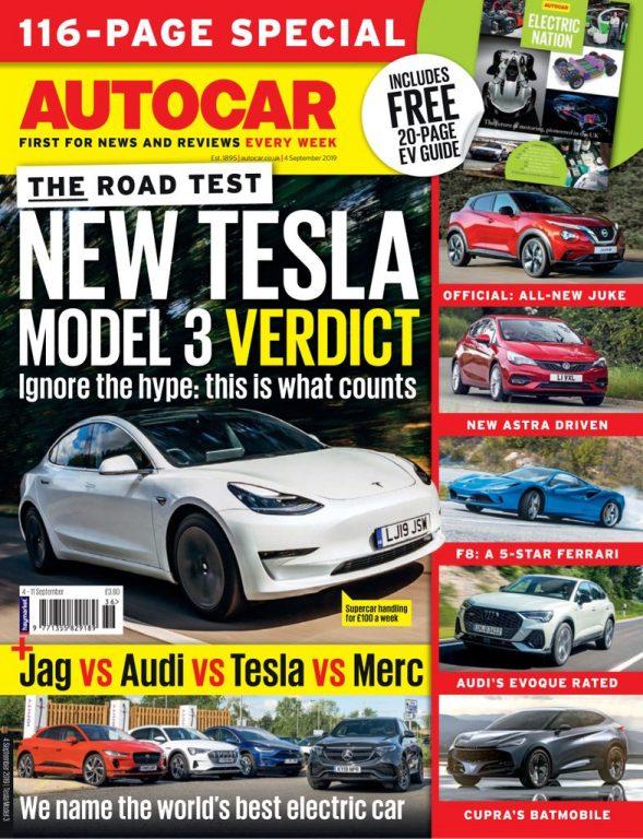 Autocar UK – 04 September 2019