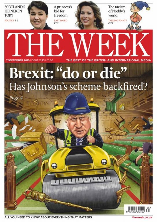 The Week UK – 08 September 2019