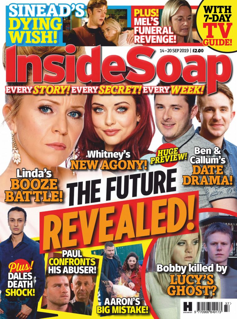 Inside Soap UK – 14 September 2019