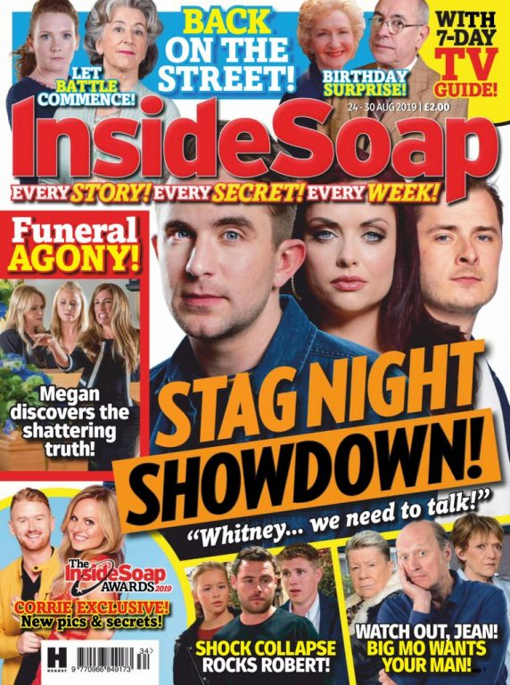 Inside Soap UK – 24 August 2019