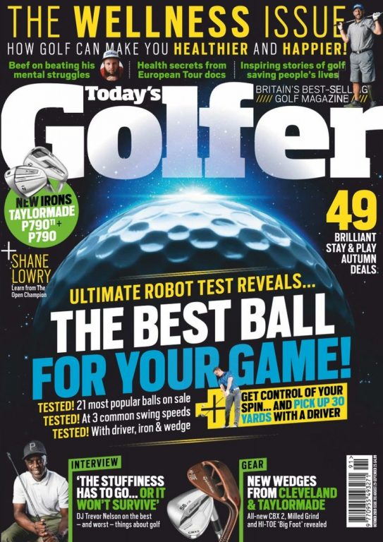 Today's Golfer UK – October 2019