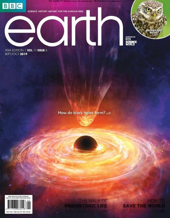 BBC Earth – 09.2019 – 10.2019