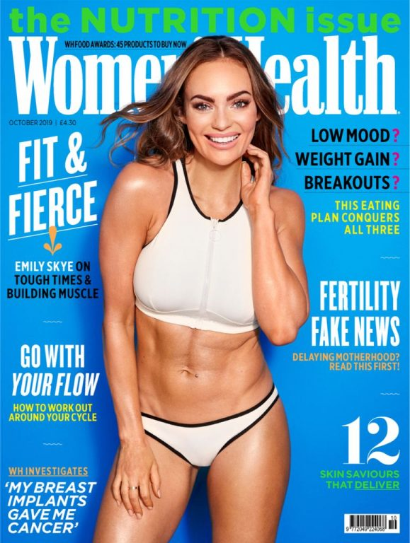 Women's Health UK – October 2019