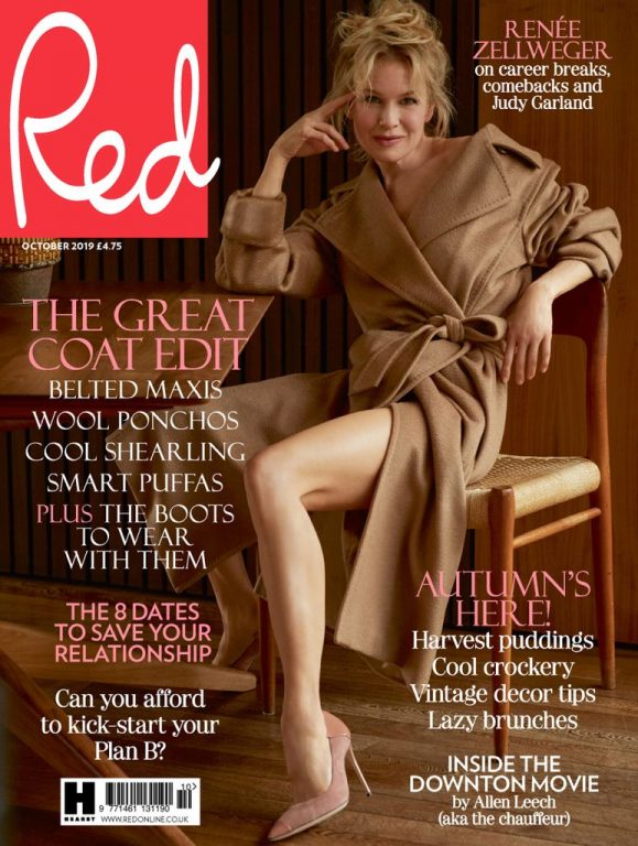 Red UK – October 2019