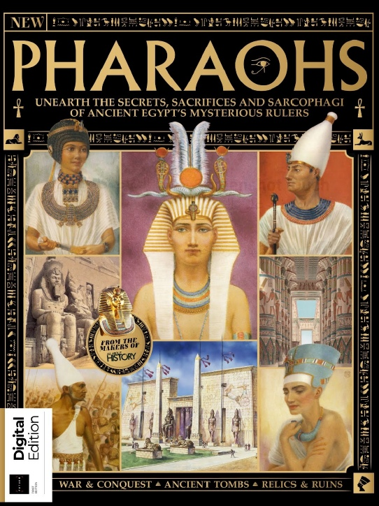 All About History – Pharaohs – 2019