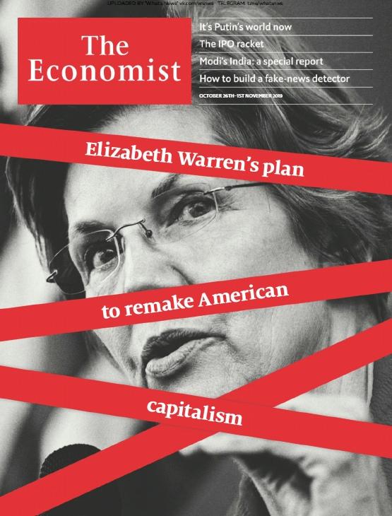 The Economist UK – 26.10.2019
